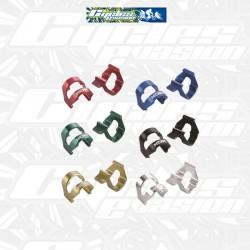 KCNC Clips gaines  BMX METAL (VENDU PAR 3 )
