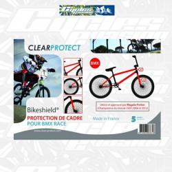 CLEAR PROTECT Protection de cadre pour BMX