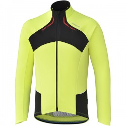 Maillot Perf Wind Breaker JAUNE HOMME 2017
