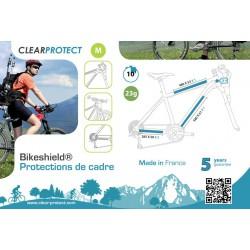 Protection de cadre de vélo - PACK M (spécial cross country)