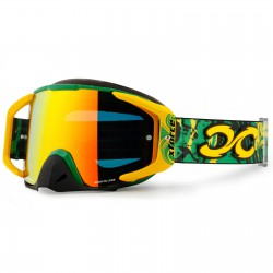 MASQUE XFORCE - ASSASSIN XL - GREEN/YELLOW