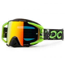 MASQUE XFORCE - ASSASSIN XL - BLACK/NEON GREEN