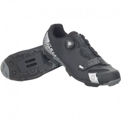 Chaussures Homme Scott MTB Comp Boa 2017noir/silver