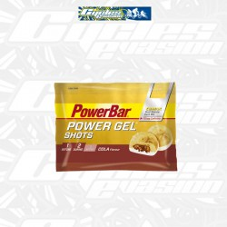 Powerbar - Energize Sport Shots 60g - Bonbons énergétiques - Cola