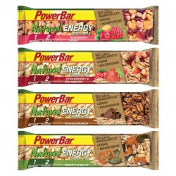 BARRES NATURAL  powerbar bretzel