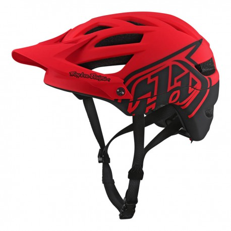 CASQUE VTT A1 MIPS CLASSIC RED TROY LEE DESIGNS 2018