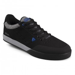 AFTON SHOES KEEGAN BLACK/BLUE