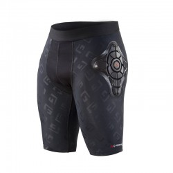 PRO-X SHORT DE PROTECTION NOIR LOGO G-FORM