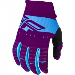 GANTS FLY KINETIC SHIELD 2019 POURPRE/BLEU CLAIR