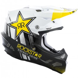 CASQUE FLY F2 ROCKSTAR 2019