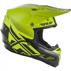 CASQUE FLY F2 MIPS SHIELD 2019 JAUNE FLUO/NOIR