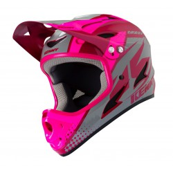 CASQUE KENNY DOWNHILL CANDY RED 2019