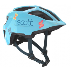 CASQUE SCOTT SPUNTO KID  2019 light blue