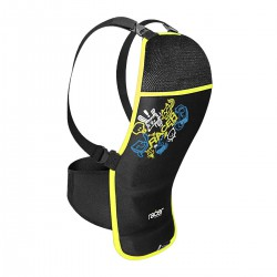 DORSALE ENFANT SAS TEC TURTLE BLACK YELLOW