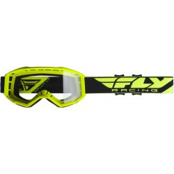 MASQUE FLY FOCUS 2019 JAUNE FLUO