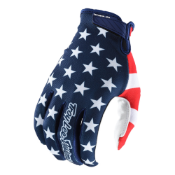 GANTS AIR AMERICANA NAVY/RED 2019