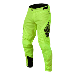 PANTALON SPRINT SOLID FLO YELLOW TLD 2019