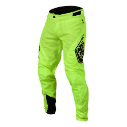 PANTALON SPRINT SOLID FLO YELLOW YOUTH TLD 2019