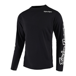 MAILLOT SPRINT SOLID BLACK YOUTH TLD 2019