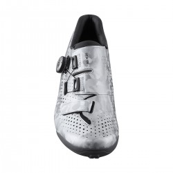 Shimano Chaussures Gravel RX8 Argent
