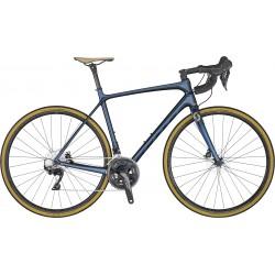 Vélo SCOTT Addict 20 disc dark blue