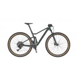 Vélo SCOTT Spark RC 900 Team green