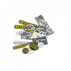 STICKERS PACK STAYSTRONG (19 STICKERS)