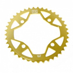 COURONNE STAY STRONG RACE 7075 GOLD