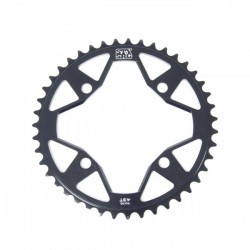 COURONNE STAY STRONG RACE 7075 BLACK