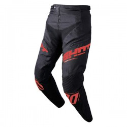 PANTALON SHOT BMX ROGUE BLACK RED
