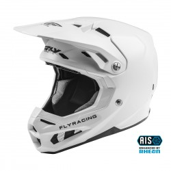 CASQUE FLY FORMULA SOLID 2020 BLANC