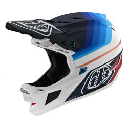 CASQUE D4 CARBON MIPS MIRAGE NAVY/WHITE