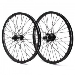 PAIRE DE ROUES STAY STRONG DISC EVOLUTION 20 X 1.75