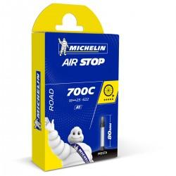 Chambre a air Route Airstop A1 700X18/25 Presta 80mm non filetée