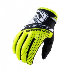 GANTS KENNY BRAVE KID NEON YELLOW 2021