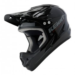CASQUE KENNY DOWNHILL  SOLID BLACK 2021