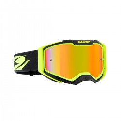 MASQUE KENNY VENTURY PHASE 2 BLACK / NEON YELLOW 2021