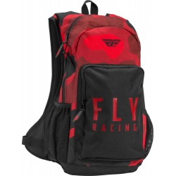 FLY JUMP PACK ROUGE/NOIR CAMOUFLAGE