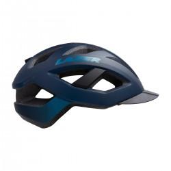 Casque lazer  Cameleon Mat Dark Bleu