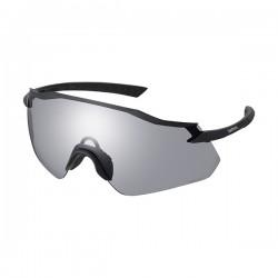 Shimano lunettes eqnx4ph noir mat w/ photochromic gray