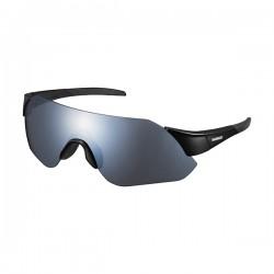 Shimano lunettes arlt1mr noir mat w/ gris fumé miroir