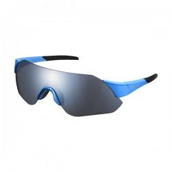 Shimano lunettes arlt1mr bleu w/ gris fumé miroir