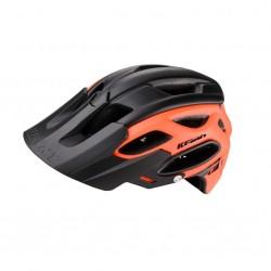Casque Enduro S3 Black Orange