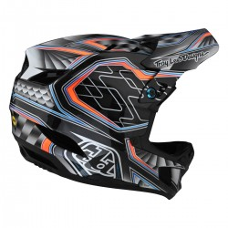 CASQUE D4 CARBON MIPS LOW RIDER GRAY TLD 2021