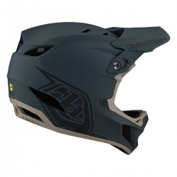 CASQUE D4 COMPO MIPS STEALTH GRAY TLD 2021