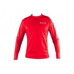 MAILLOT NOLOGO AIR ROUGE