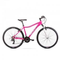 Vélo ROMET MTB 26 pouces JOLENE 6.0 rose-gris