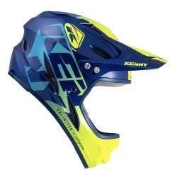 CASQUE KENNY DOWN HILL 2022 GRAPHIC NAVY
