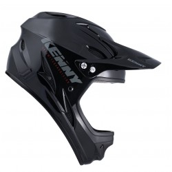 CASQUE KENNY DOWN HILL 2020 SOLID BLACK