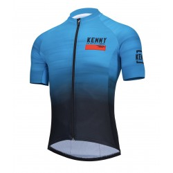 MAILLOT KENNY TECH ETE KID BLUE